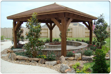Beautiful Custom Pergolas