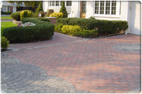 Driveway Paving Installation